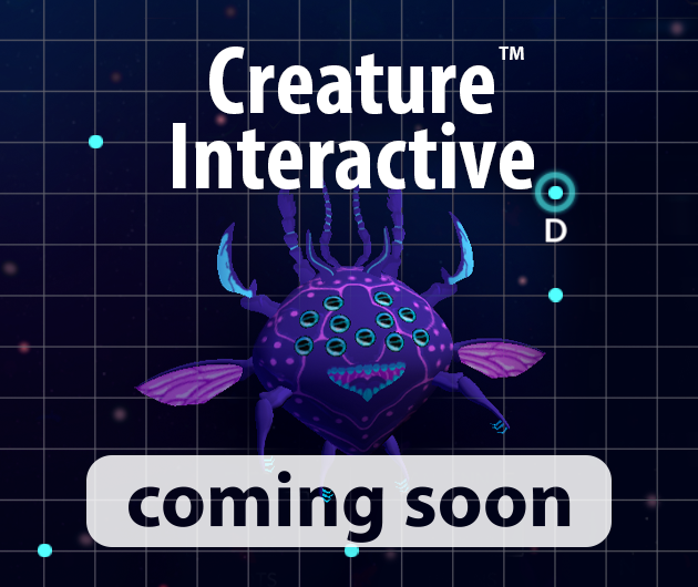 Creature Interactive coming soon