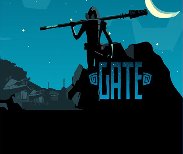 Logo for Gate